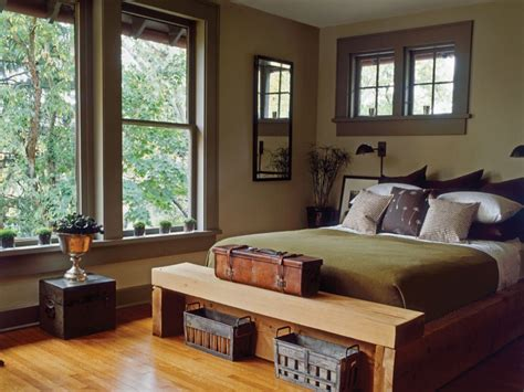 Country Bedroom Paint Colors, Warm Colors For Bedroom