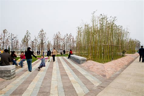 Bengbu-Longzi-Lake-Bridge-Park-by-AECOM-01 « Landscape ...