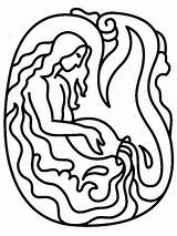 Zodiac Signs Coloring Pages sketch template