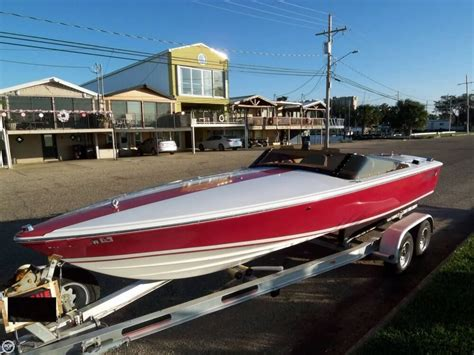 Donzi Boats Top Speed by 1996 Used Donzi 22 Classic Speed Boat High Performance
