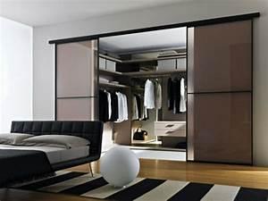 Schlafzimmer Mit Begehbarem Kleiderschrank : kleiderschrank mit schiebet ren 100 modelle ~ Sanjose-hotels-ca.com Haus und Dekorationen