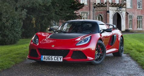 37s 170mph 2018 Lotus Exige Sport 350 Is New Road Legal