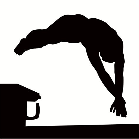 Swimming and Diving Clip Art