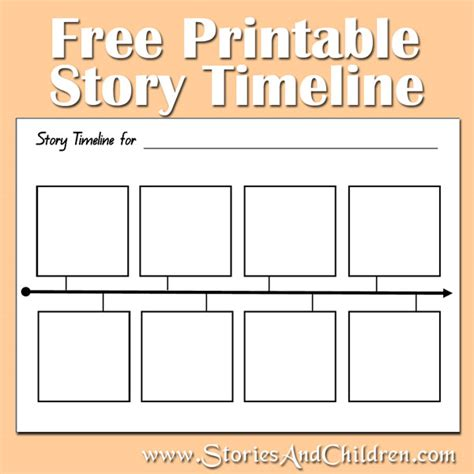 Timeline Template For Story by Story Timeline This Idea Draw About Each