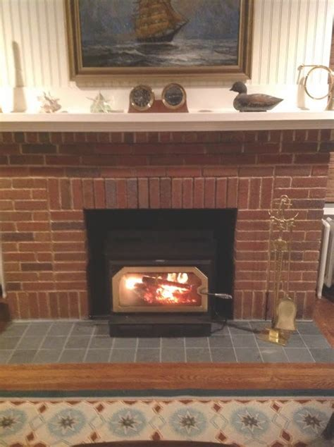 fireside stove country legacy  wood stove insert