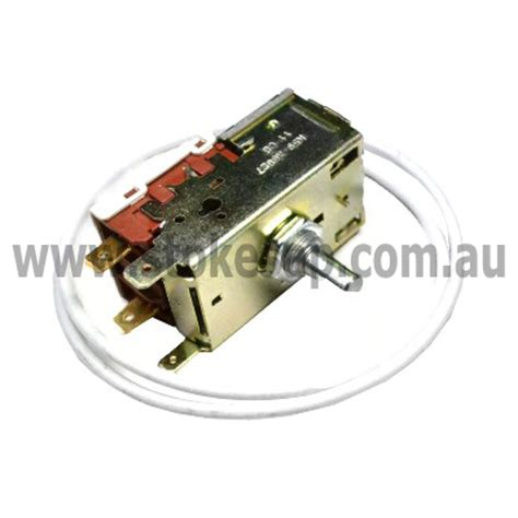 thermostat ranco k59 q6827 001 stokes parts refrigeration thermostats switches