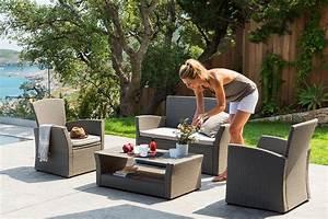 Salon De Jardin 2017 : salon de jardin hawai les cabanes de jardin abri de jardin et tobbogan ~ Preciouscoupons.com Idées de Décoration