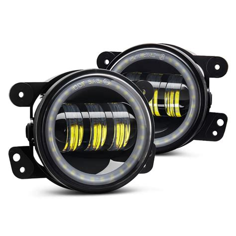 Led Fog Lights by Lumen 174 Halo Led Fog Lights