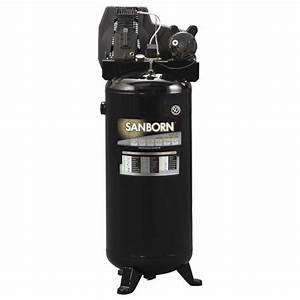 Wiring A 230v Air Compressor