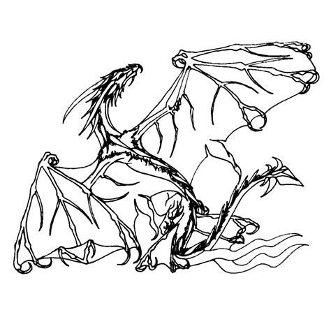 Draken Kleurplaat Berk by Leuk Voor Draken 0017