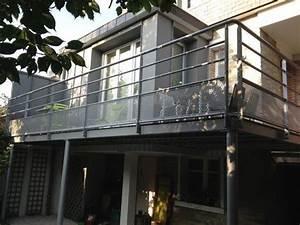 ref vign corefi terrasse metal composite 2 terrasse With terrasse sur pilotis metal