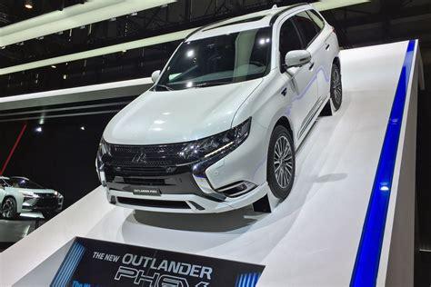 Mitsubishi Outlander Phev My2019