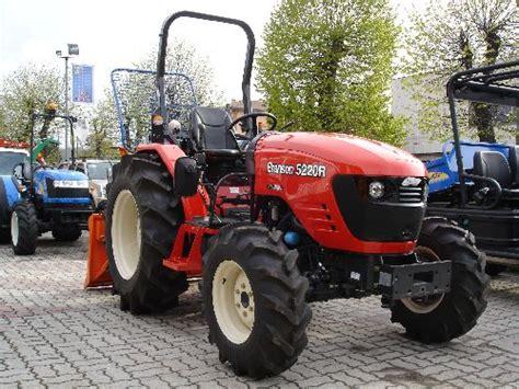 trattori cabinati usati trattore branson 5220 r dt nuovo usato prezzo