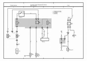 27 2003 Toyota Matrix Wiring Diagram