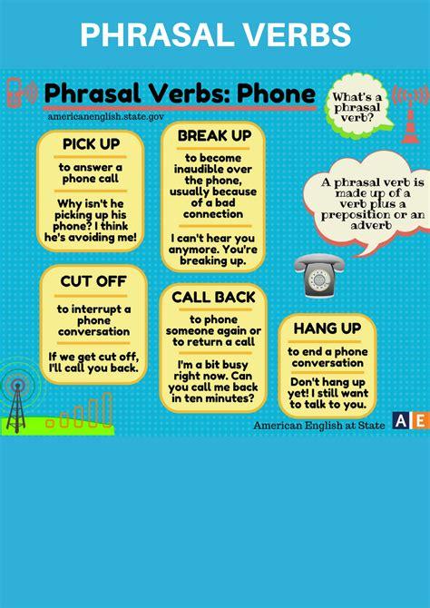 Teacher's Corner Phrasal Verbs  American English