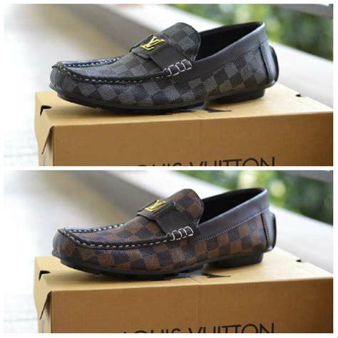 jual sepatu casual kerja pria sepatu lois vuitton triest di lapak scoobyshoes gungun12 12