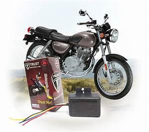 Alarm Sepeda Motor Trust  Bikin Si Maling Pontang