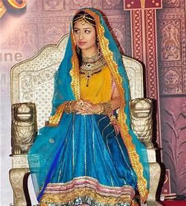 Paridhi Sharma – TV Serial Actress – Jodha Akbar ...