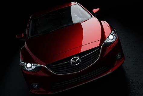 Mazda首次正式2014 Mazda6官方圖像