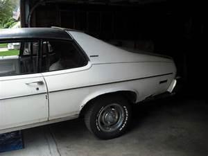 Buy Used 1974 Chevy Nova Custom Ss 2 Door Project Car