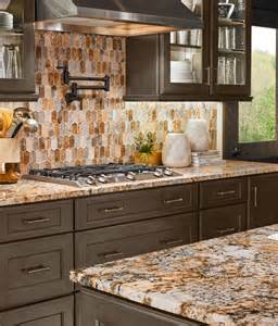 wall faucets kitchen caravelas gold granite taos picket contemporary