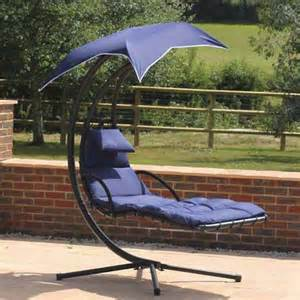 Swing Chair With Canopy by Swing Sun Lounger With Umbrella Patio Furniture