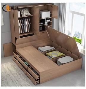 Box, Bed, Designs, Modern, Storage, Small, Apartment, Drawer