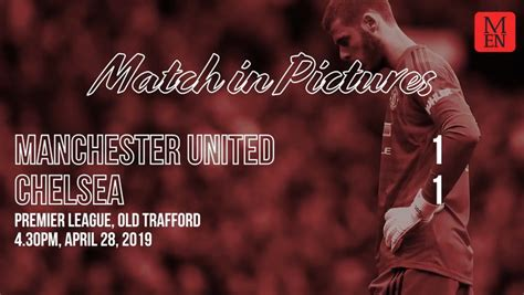 Manchester United vs Chelsea highlights and reaction as ...