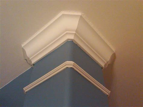 crown molding corners walls how can i install crown cornice molding and trim on rounded outside corners home
