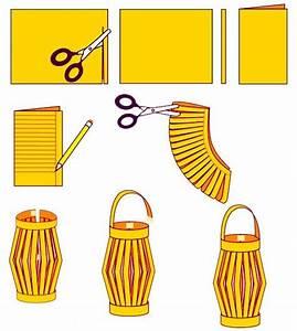 Objet Bambou Faire Soi Meme : lanterne chinoise en papier ~ Melissatoandfro.com Idées de Décoration