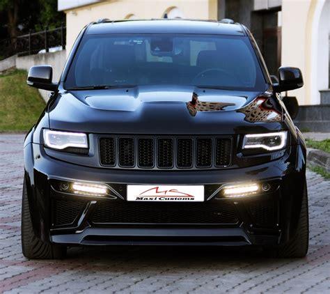 maxicustoms premium tyrannos bodykit  jeep grand