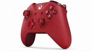 Xbox Wireless Controller Red Xbox