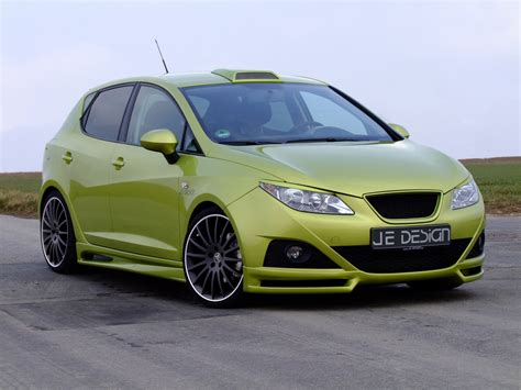 Seat Ibiza Tuning by Tuning Cars And News Seat Ibiza Cupra 6j Tuning
