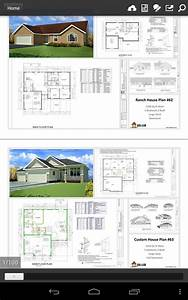 100 House Plans In Pdf And Cad For Android