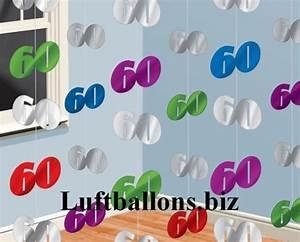 Deko Zum 60 Geburtstag : dekoration zum 60 geburtstag bytim ~ Orissabook.com Haus und Dekorationen