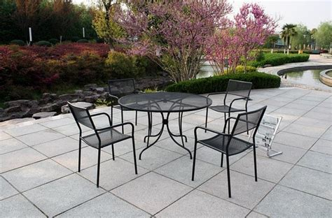 metal lawn furniture vintage outdoor decorations