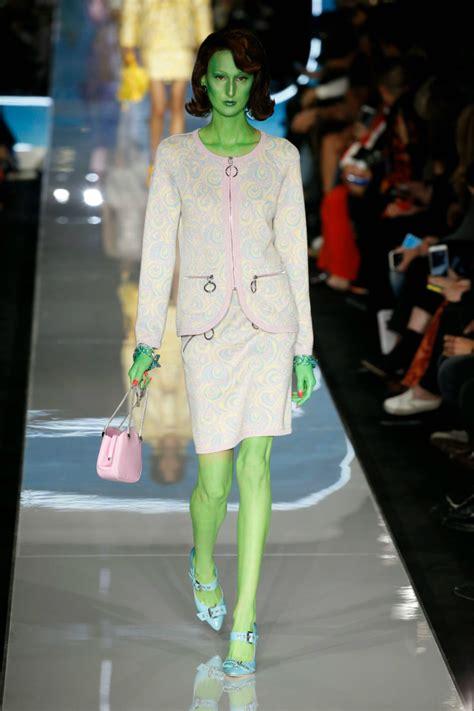 moschino ready  wear fall  milan fashion week