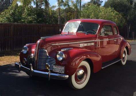 1940 Buick Coupe For Sale by Lots For 16k 1940 Buick Special Business Coupe Bring A
