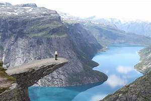 Cliff with a view III by runear on deviantART