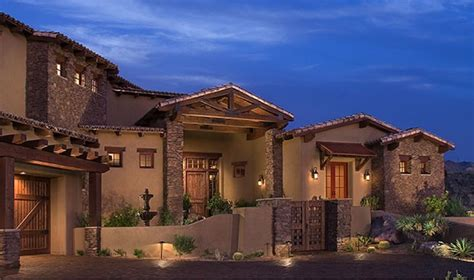 southwest style homes colonial ranch home series southwest ranch