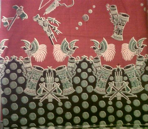 batik unik  cantik asli papua xdeui