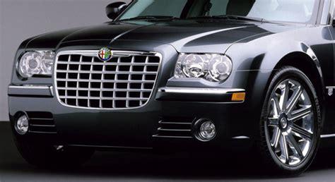Alfa Romeo To Build 169 Sedan On Same Platform As Chrysler