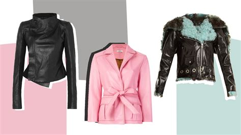 15 Best Leather Jackets For Women This