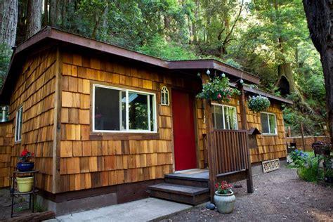 rent a cabin in big serene redwood in big sur cottages for rent in