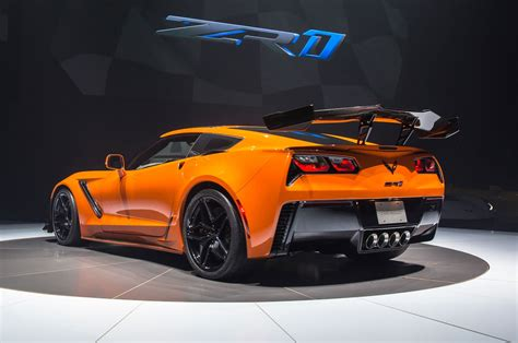 2019 Chevrolet Corvette Zr1 First Look