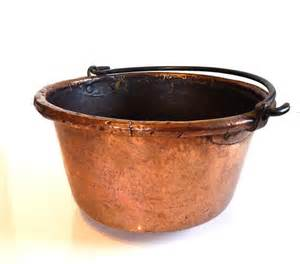 copper polenta pots paiolo images  pinterest