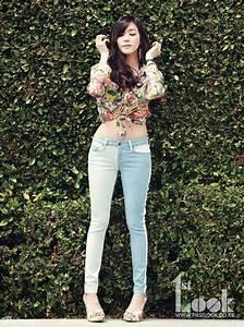 Tiffany SNSD | Abs / Stomach / Tummy | Pinterest | SNSD
