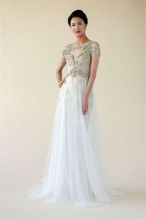 Wedding Gowns by Marchesa Wedding Dresses Wedding Gowns Marchesa St