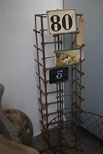 Tourniquet Carte Postale : mon tourniquet sur 1 r de brocante ~ Teatrodelosmanantiales.com Idées de Décoration