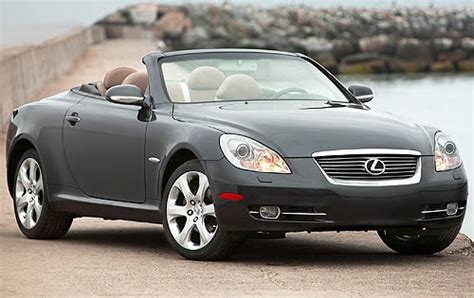 2008 Lexus Convertible by Used 2008 Lexus Sc 430 For Sale Pricing Features Edmunds